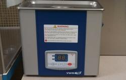 Photo of VWR Ultrasonic Cleaner